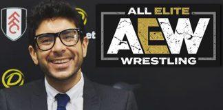 All Elite Wrestling estará a cargo de Tony Khan