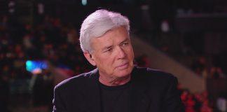 Eric Bischoff directivo de Smackdown
