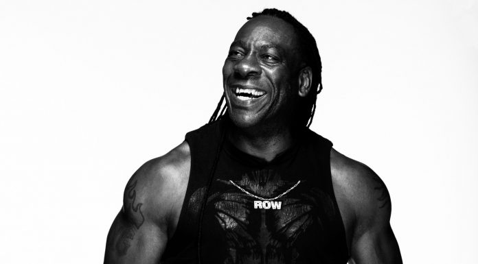 Booker T habla sobre Samoa Joe