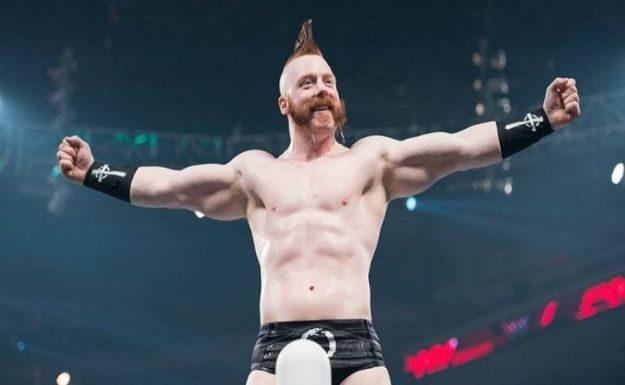 Sheamus quiere el Campeonato Intercontinental WWE