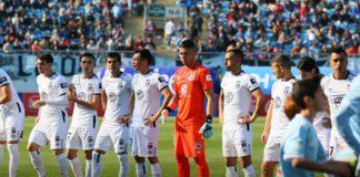 Jornada 3 del Campeonato Nacional de Chile 2019