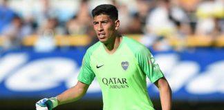 Esteban Andrada rompe récord en Boca
