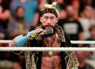 Enzo Amore sobre la WWE