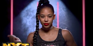 Bianca Belair, una de las caras de NXT