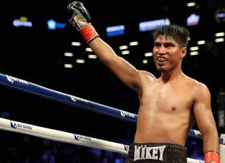 Mikey García quiere pelear contra Manny Pacquiao