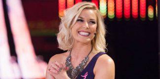 Renee Young en WWE Backstage