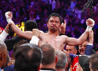 Manny Pacquiao pelearía en marzo o abril
