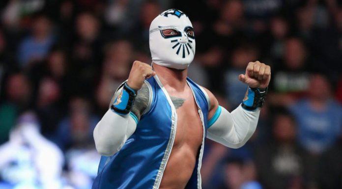 Sin Cara se despide de la WWE