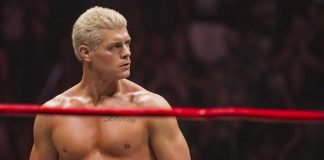 Cody Rhodes sobre Harper