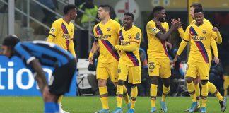 Barcelona gana a Inter de Milán