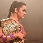 Valkyrie firma con NXT UK