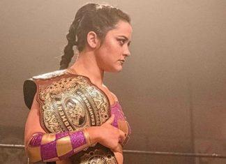 Valkyrie firma con NXT UK