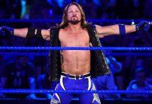 AJ Styles se lesiona