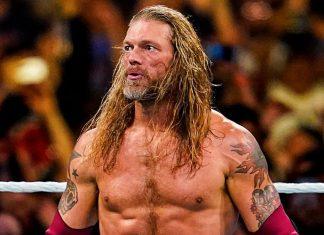 Edge regresa a WWE