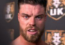 Jordan Devlin campeón crucero de la WWE