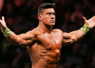 EC3 sobre la liberación de contrato WWE