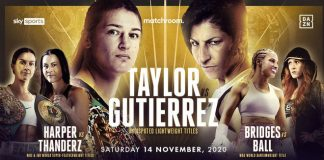 Katie Taylor vs. Miriam Gutiérrez