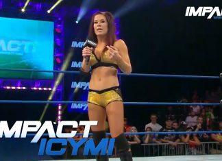 Madison Rayne se retira de IMPACT Wrestling