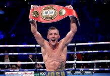 Josh Warrington vs. Mauricio Lara