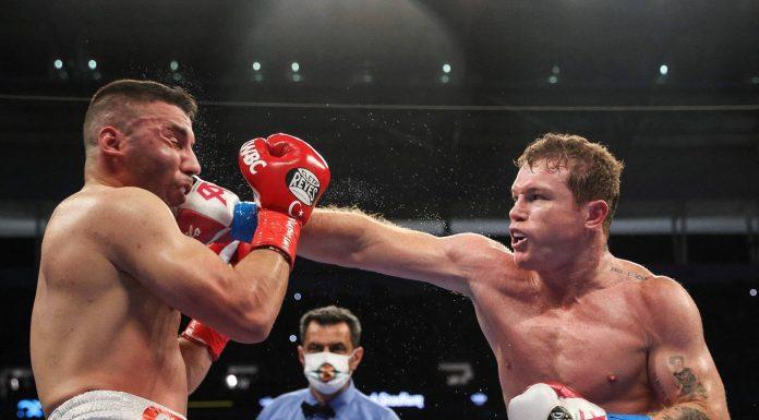 Saúl Álvarez versus Avni Yildirim