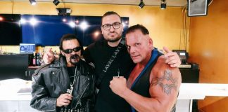Giancarlo Dittamo despedido de la WWE