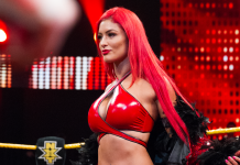 Eva Marie regresa a la WWE
