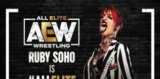 Ruby Soho debuta en AEW
